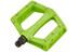 RFR CMPT Flat Pedalen groen